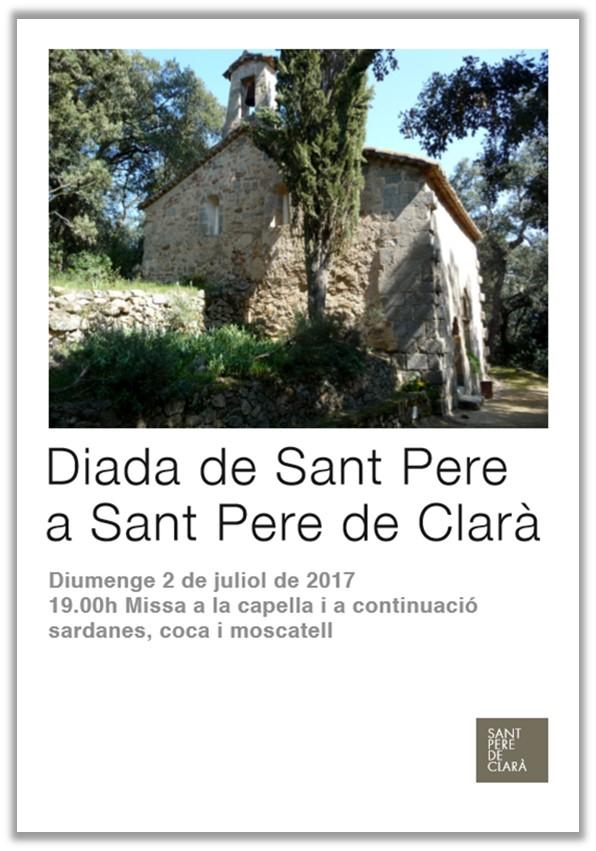 Jornada Sant Pere 2017